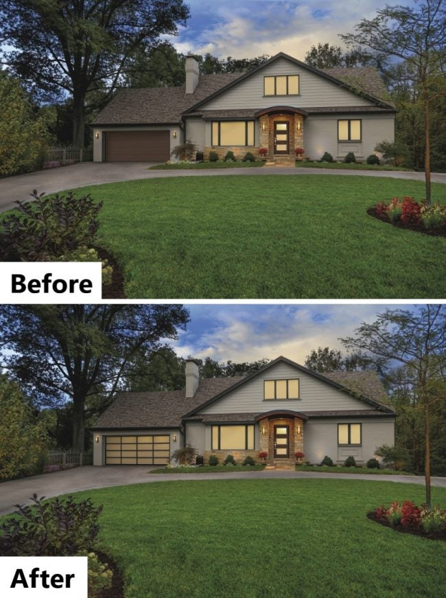 Increase Your Home Value with a Garage Door Upgrade