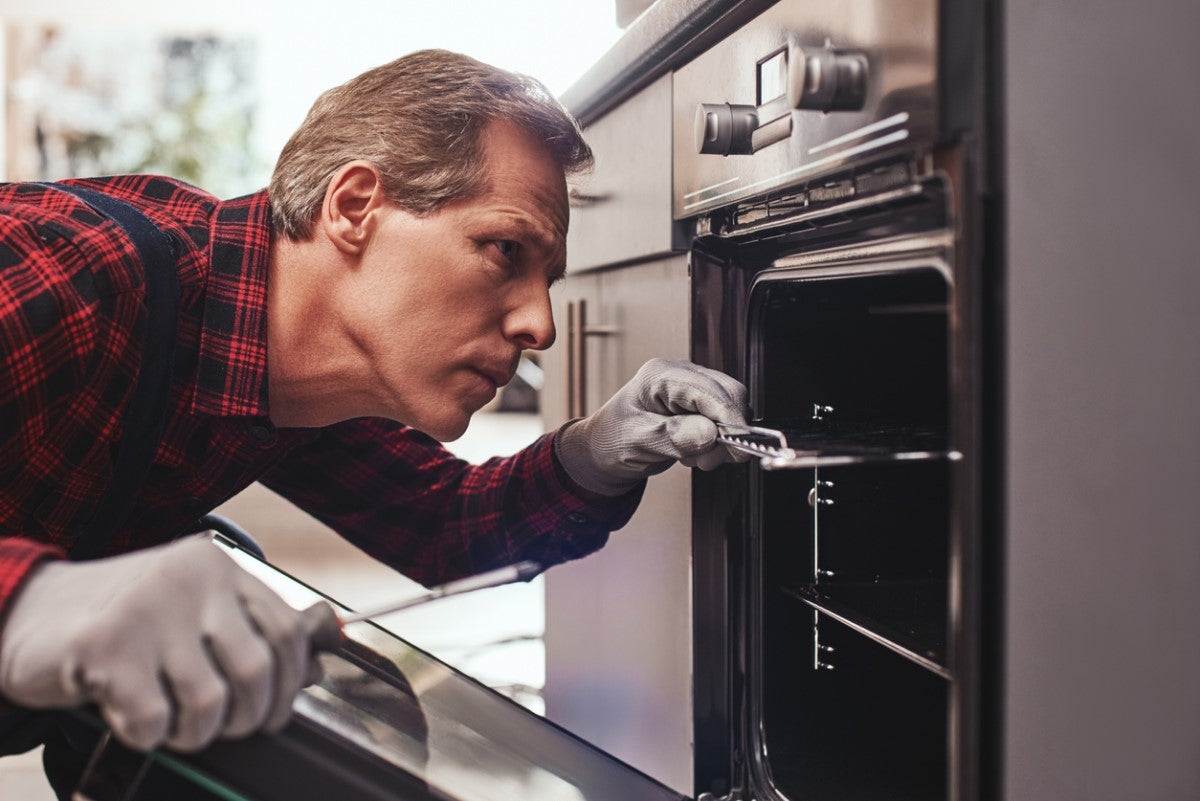 Try Diagnosing Oven Troubles Before Calling a Pro