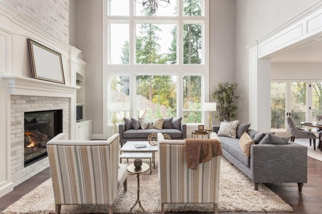 High Ceilings And How To Live With Them Bob Vila