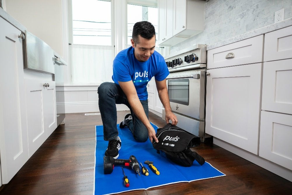 Call in a Technician from Puls to Repair an Oven or Stove