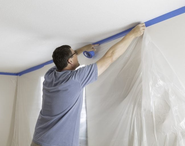 The One Tool for Removing Popcorn Ceiling and Upgrading Its Texture