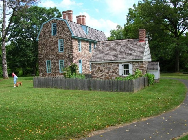 The Keith House and Summer Kitchen in Horsham, PA