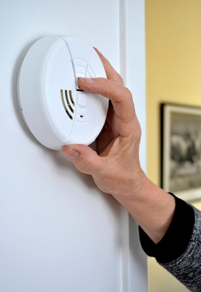 Where to Put Smoke Detectors, Solved!