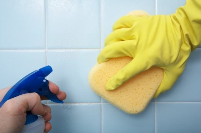 The Best Bathroom Cleaner for Tile and More