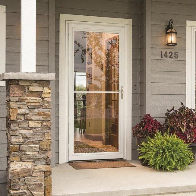 The Best Storm Door for Installation: Pella