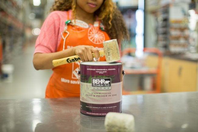 Choosing Eggshell vs Satin at the Paint Desk