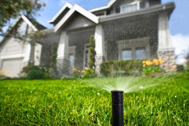 How Long to Water the Lawn, Solved!