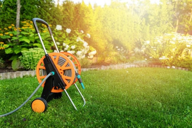 Repairing and Maintaining a Garden Hose