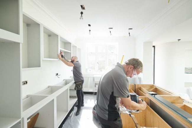 Nails vs. Screws: Which to Use When Installing Cabinets