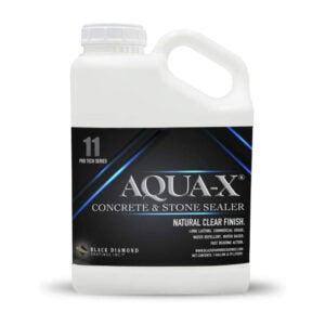 最好的车道封口机选项:Aqua-x穿透石和混凝土封口机