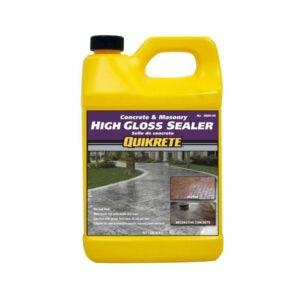 最好的车道密封剂选择:Quikrete混凝土和砌体高光泽密封剂