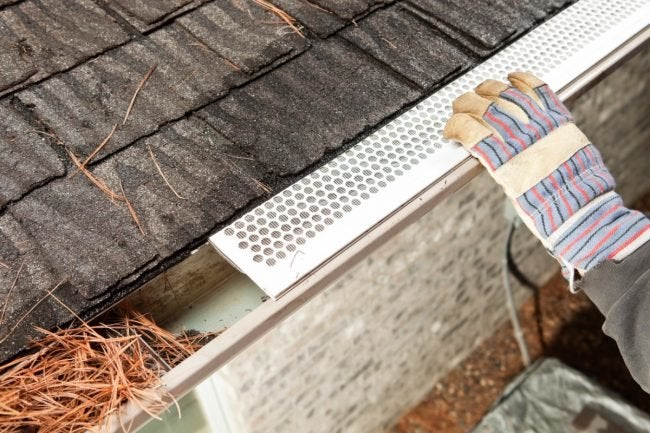 The Best Gutter Guards for the Home