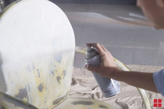 Best Paint for Metal That's Rusting: Rust-Oleum Stops Rust Spray Paint