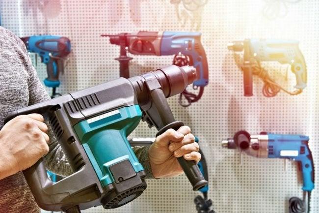 Choosing a Hammer Drill vs. Impact Drill vs. Drill/Driver