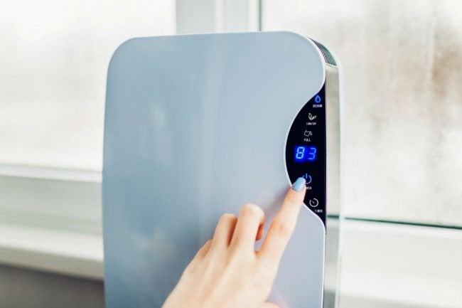 Lower the Humidity Level at Home with a Dehumidifier