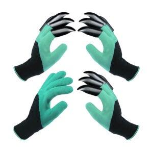 最好的园艺手套选项:与爪子的奥基园艺手套