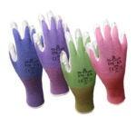 最好的园艺手套选择:昭和阿特拉斯NT370丁腈园手套