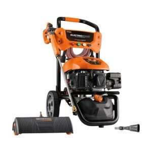 The Best Pressure Washer Option: Generac 7143 eStart PW Kit