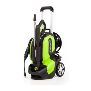The Best Pressure Washer Option: Greenworks 2000 PSI 1.2 GPM Pressure Washer