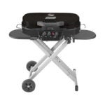 The Best Portable Grill Option: Coleman RoadTrip 285 Portable Stand-Up Propane Grill