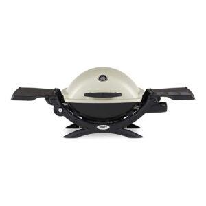 The Best Portable Grill Option: Weber Q1200 Liquid Propane Grill