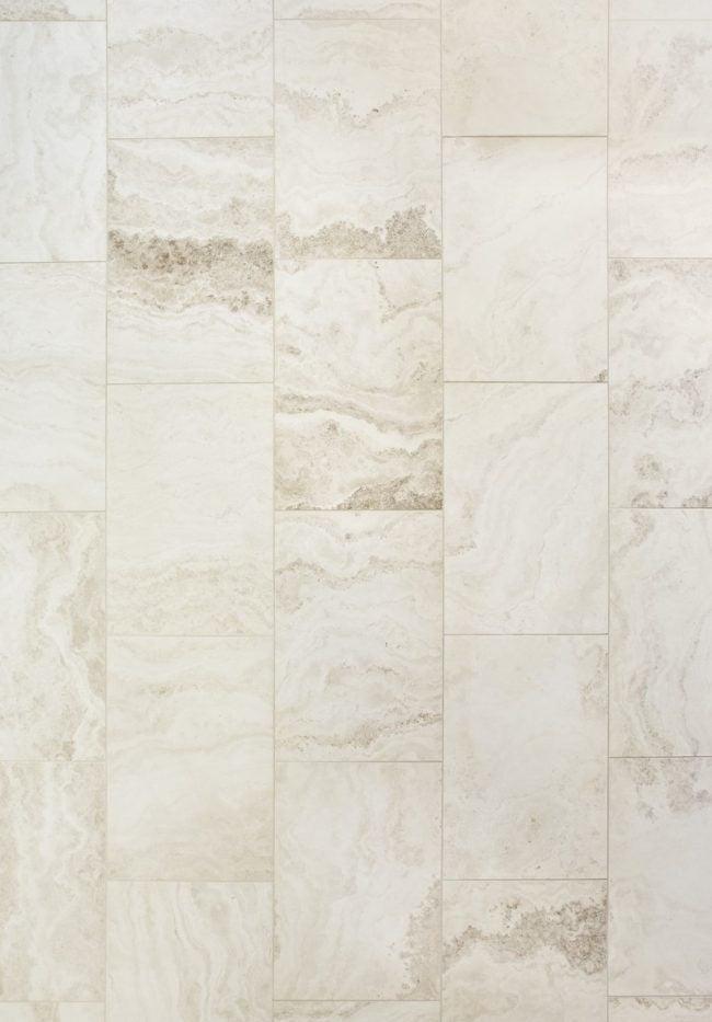 Types of Travertine Tile Flooring