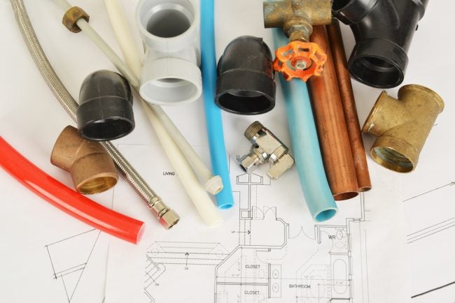 5 Types of Plumbing Pipes Found in Old and New Homes