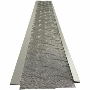 The Best Gutter Guards Option: Superior Gutter Guards   NEW Raised Stainless-Steel
