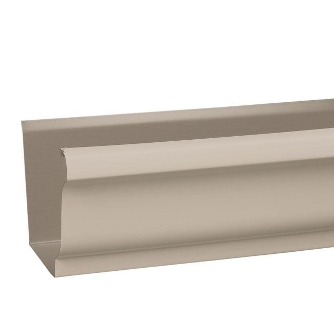 Aluminum Types of Gutters: Amerimax Home Products
