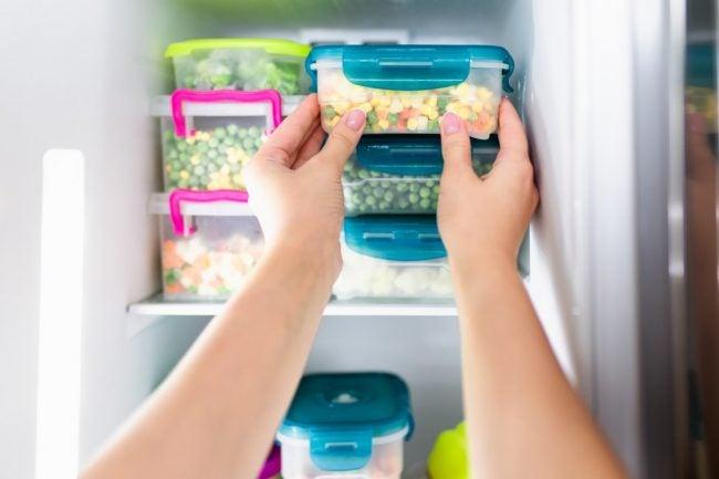 用于冰箱和食品室的最佳食物储存容器