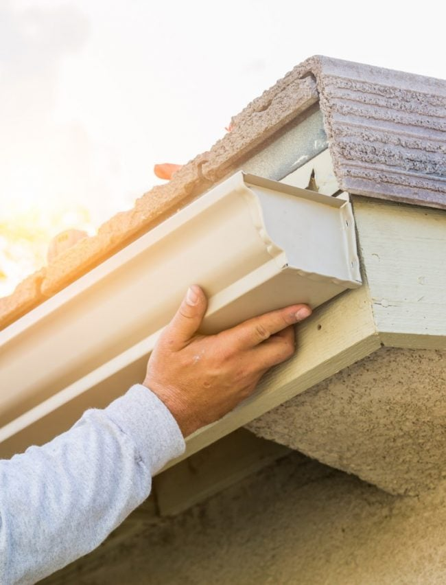 K-Style Types of Gutters