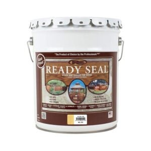 The Best Wood Stain Option: Ready Seal Wood Stain and Sealer