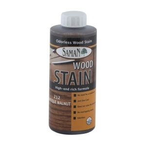 The Best Wood Stain Option: SamaN Wood Stain