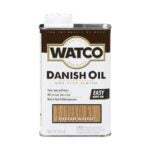 The Best Wood Stain Option: Watco Danish Oil Wood Finish