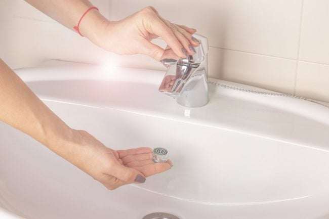 Low-Flow Faucets and Fixtures