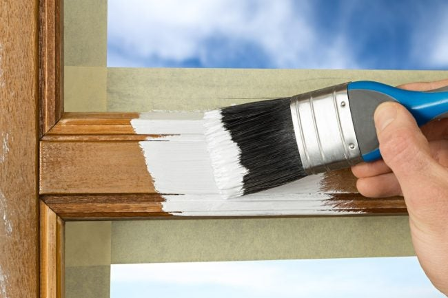 Can You Paint Over Stain? Yes, and Here's How
