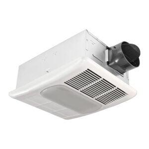 最佳浴室风扇选择:Delta BreezRadiance RAD80L 80 CFM排气浴风扇