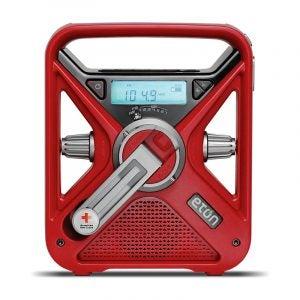 The Best Emergency Radio Option: The American Red Cross Hand Crank Weather Alert Radio