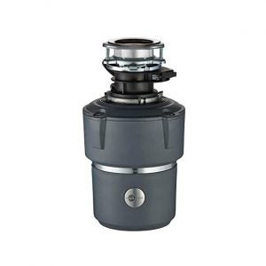 The Best Garbage Disposal Option: InSinkErator Garbage Disposal Evolution Cover Control Plus