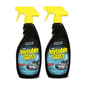 The Best Glass Cleaner Option: Invisible Glass Premium Glass Cleaner