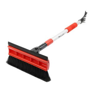 The Best Ice Scraper Option: Drivaid Car Snow Brush with Squeegee
