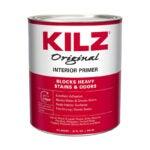 The Best Paint Primer Option: KILZ Original Interior Oil-Based Primer Sealer