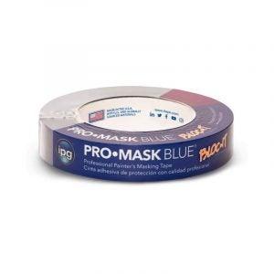最好的画家的磁带选项:IPG Promask Blue Painter的磁带与Bloc它