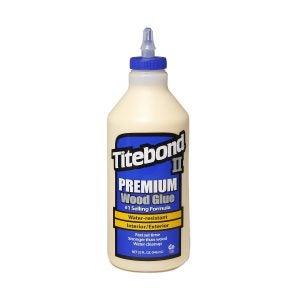 The Best Wood Glue Option Franklin International Titebond II Premium Wood Glue