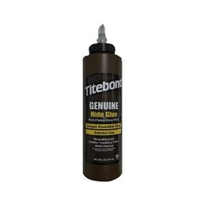 The Best Wood Glue Option Franklin International Titebond Liquid Hide Glue