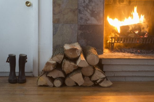 Troubleshoot a Smoky Fireplace with These Tips