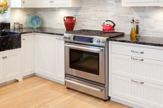 What is the Drawer Under the Oven For FAQ
