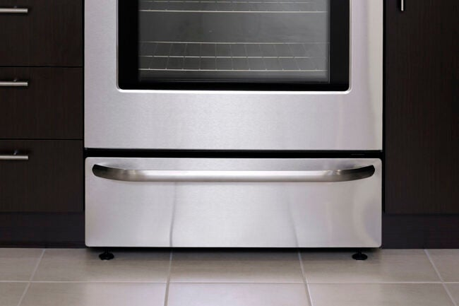 What is the Drawer Under the Oven For Warming Drawer