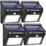 Best Outdoor Motion Light - URPower