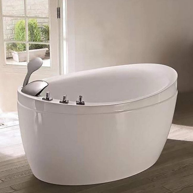 The Average Bathtub Size for a Soaking Tub